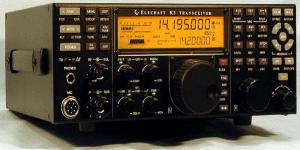 Transceiver Radio Rig